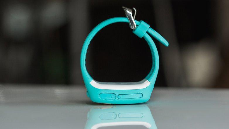 AndroidPIT Neki kids smartwatch 5