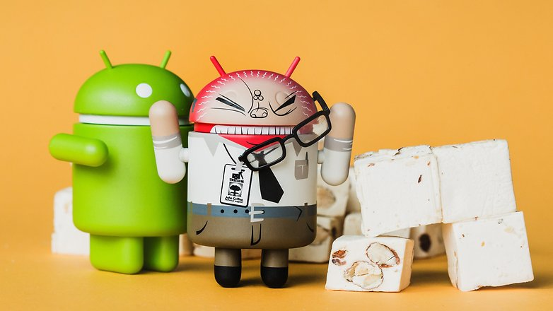 AndroidPIT Android N Nougat 2485