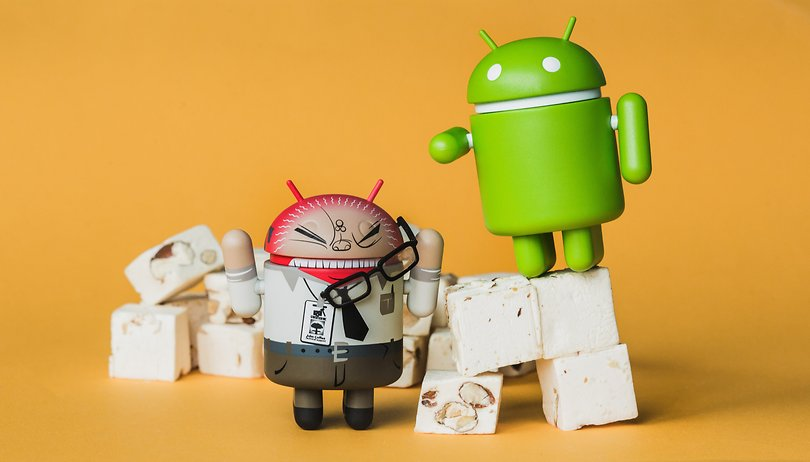 O Android Nougat só te conquistará em um smartphone novo!