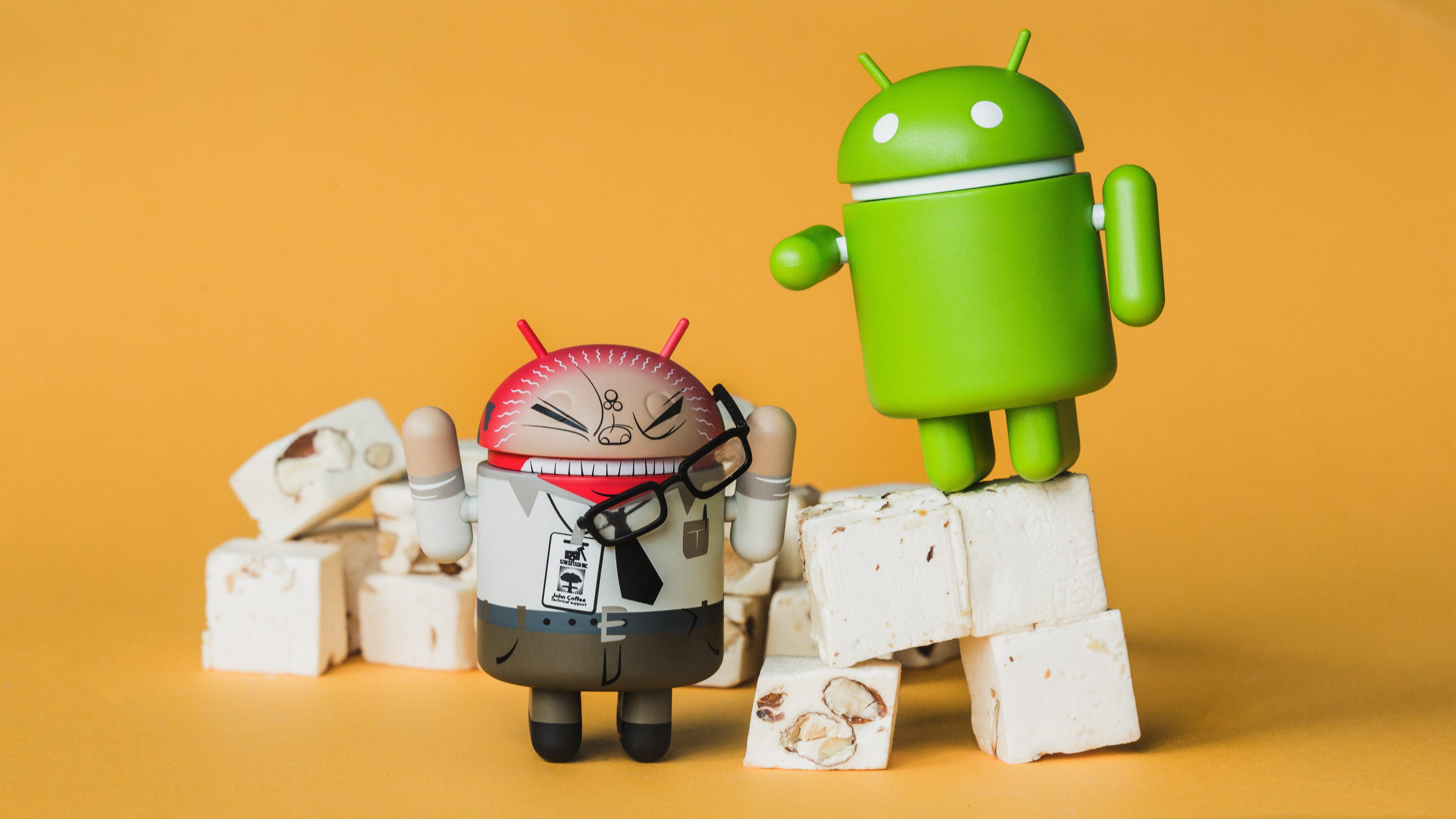 Android Updates Suchen