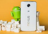 Android 7.0 Nougat arrive bientôt sur Nexus 6 et Nexus 9G