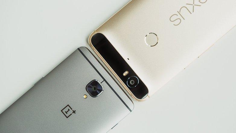 AndroidPIT oneplus 3 vs Nexus 6P 8080