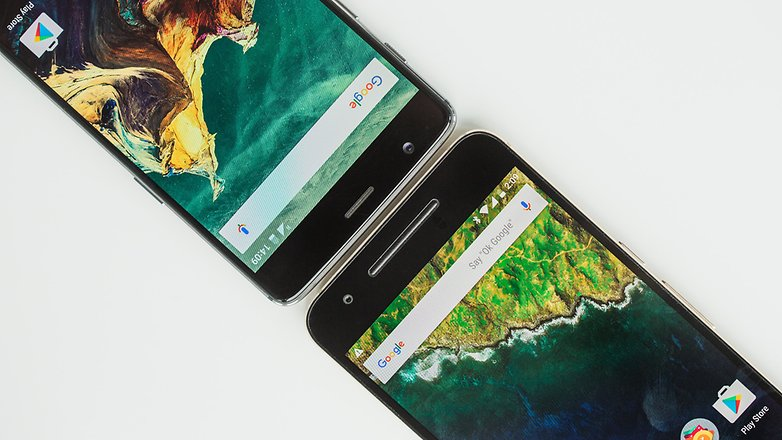 AndroidPIT oneplus 3 vs Nexus 6P 8085
