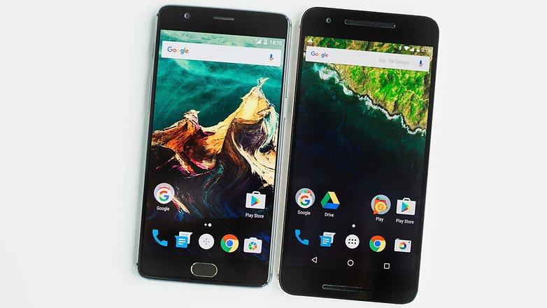 AndroidPIT oneplus 3 vs Nexus 6P 8089