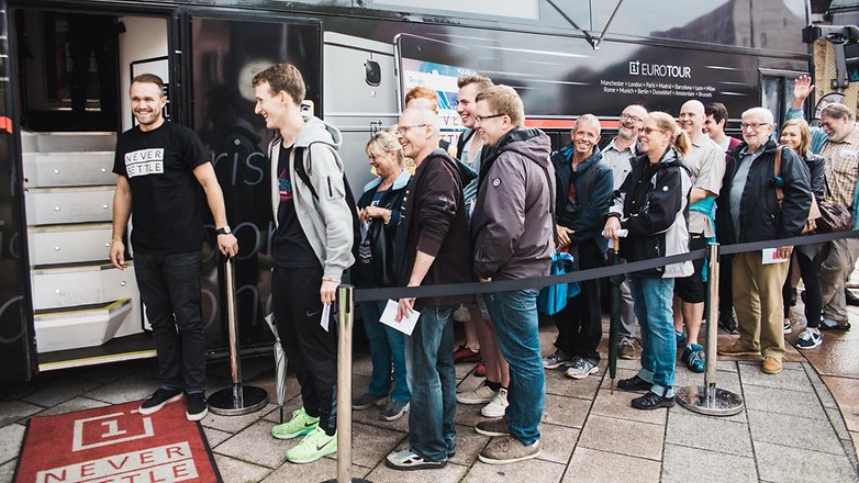 AndroidPIT IT OnePlus3 Euro Tour Berlin 4258