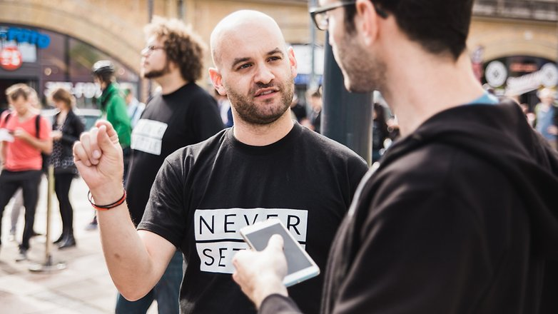 AndroidPIT IT OnePlus3 Euro Tour Berlin 4296