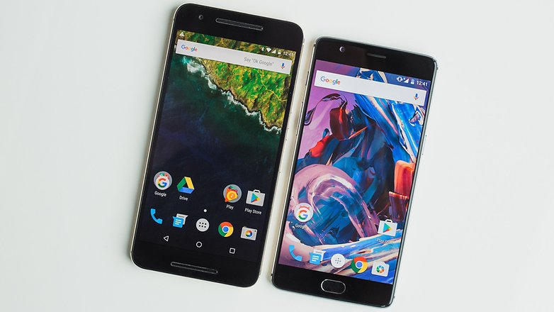 AndroidPIT oneplus 3 7911