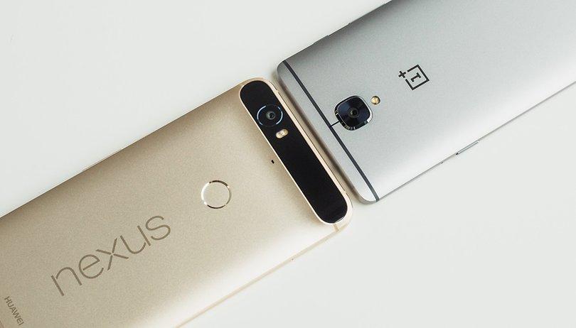 OnePlus 3 vs Nexus 6P comparison: techwarriors