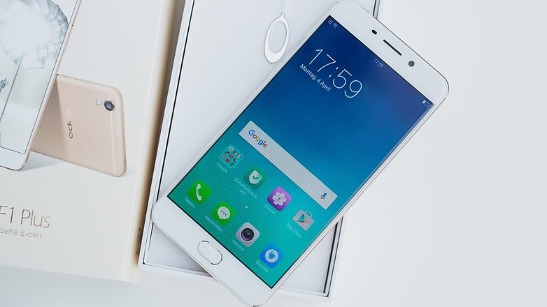 AndroidPIT Oppo F1 plus review 3021