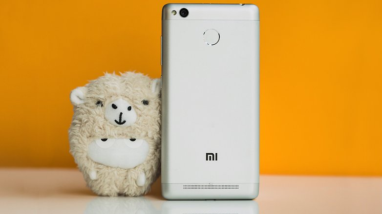 AndroidPIT Redmi 3S review xiaomi 0734