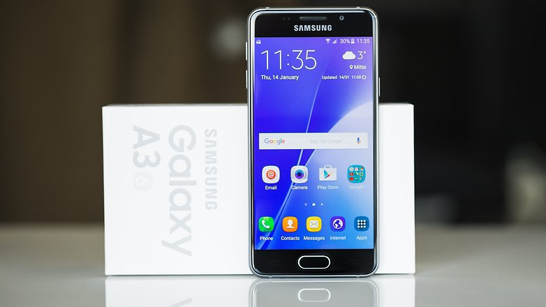 samsung galaxy a  review