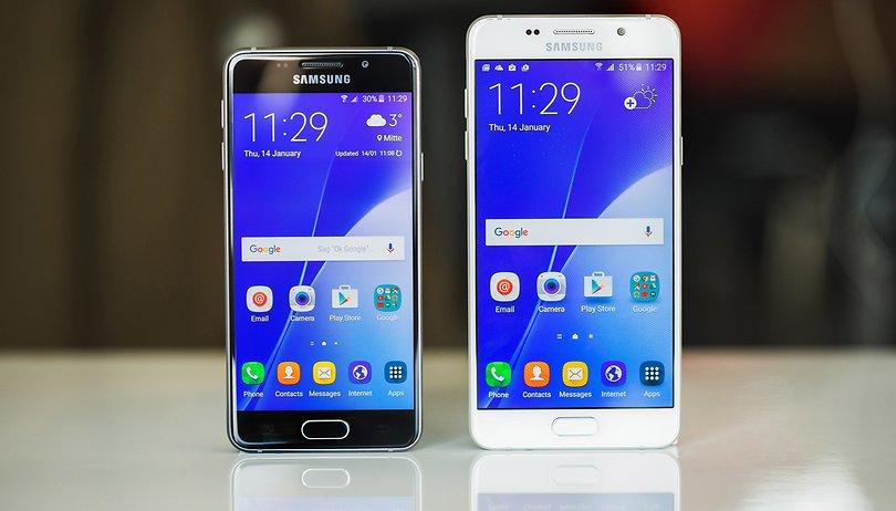 ¿Merece la pena comprar la línea Galaxy A 2016?