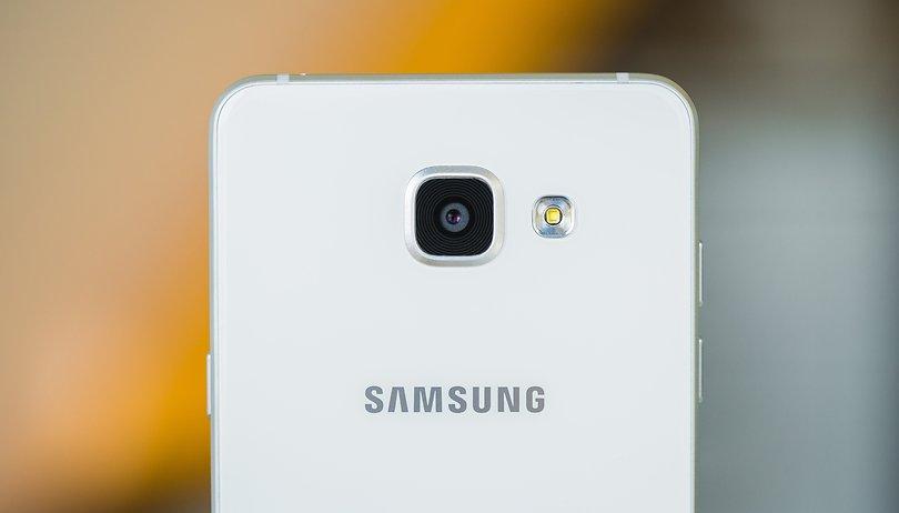 So fährt Samsung seine neue A-Klasse an die Wand
