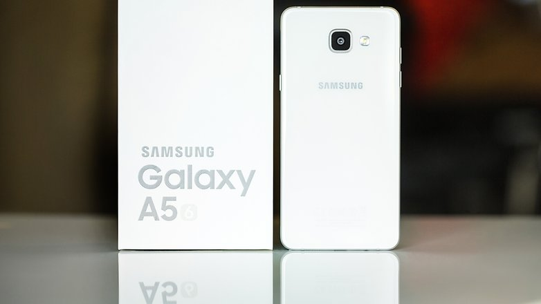 AndroidPIT Samsung Galaxy A5 2016 2
