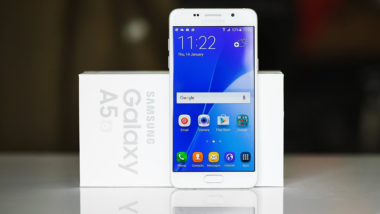AndroidPIT Samsung Galaxy A5 2016 3