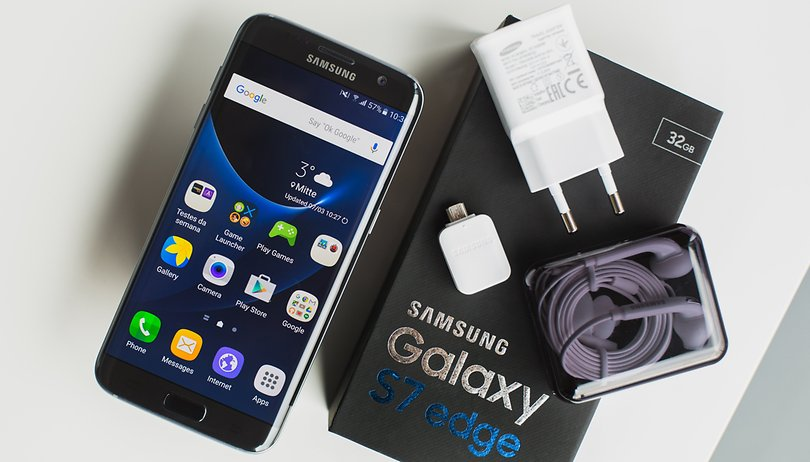 Review do Galaxy S7 Edge - dispositivo é relançado na cor Azul Coral