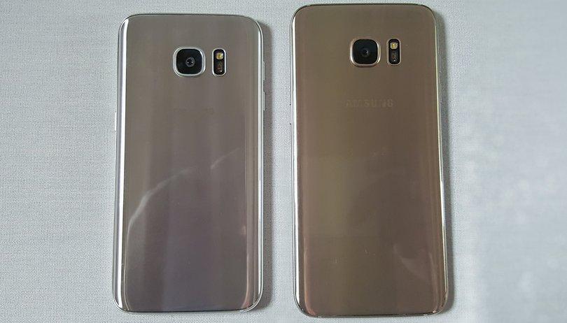 Samsung Galaxy S7 vs S7 Edge: questione di budget!
