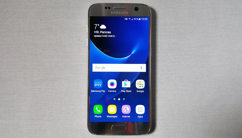 Test comparatif : Samsung Galaxy S7 vs Galaxy S6