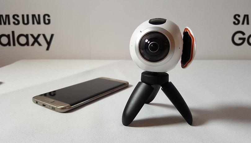 Samsung Gear 360 : la caméra sphérique parfaite