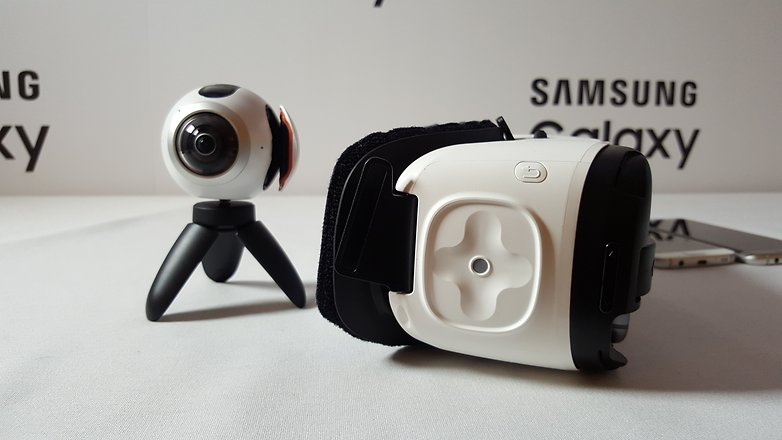 AndroidPIT Samsung Gear 360 2