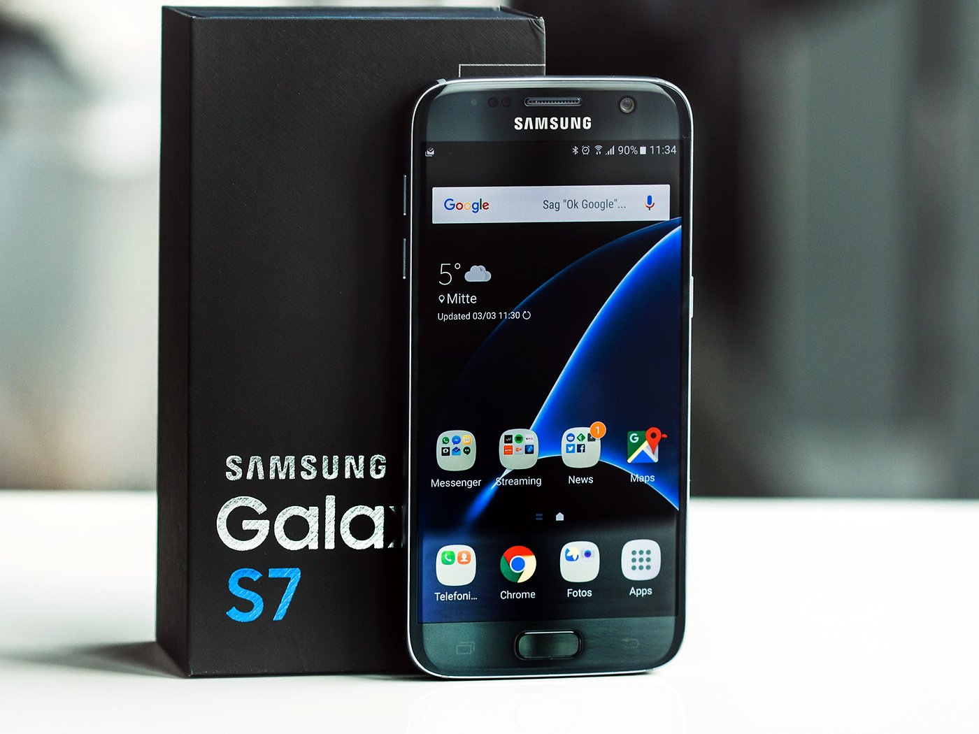 Samsung Galaxy S7 review: back to the good ol' times | AndroidPIT