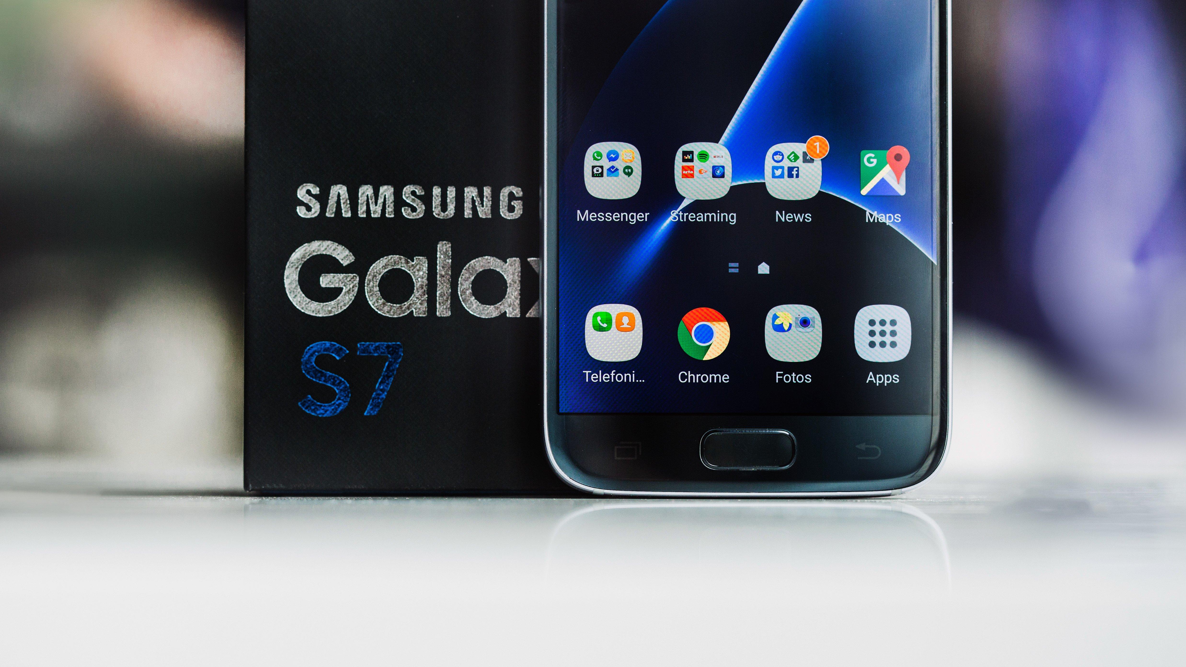 Análisis del Samsung Galaxy S7: todavía buena opción en 2018 ...