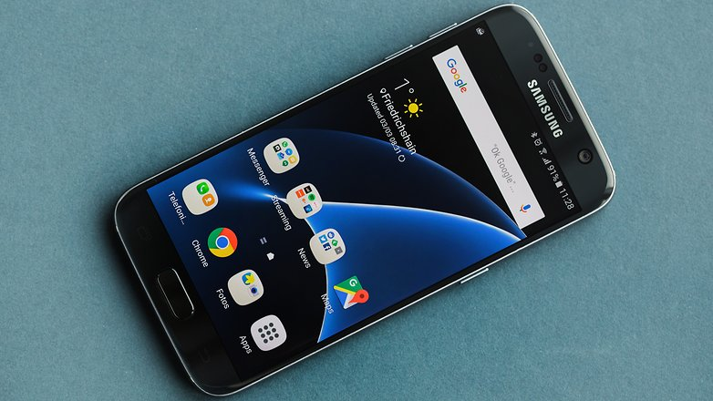 android pay on samsung s7