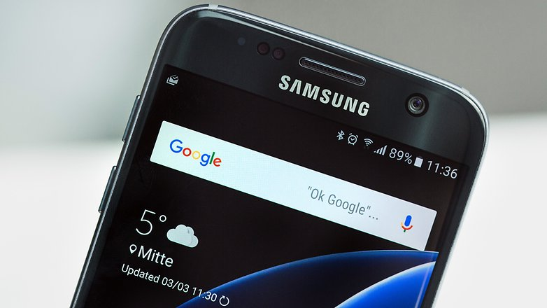 AndroidPIT Samsung galaxy s7 REVIEW 10