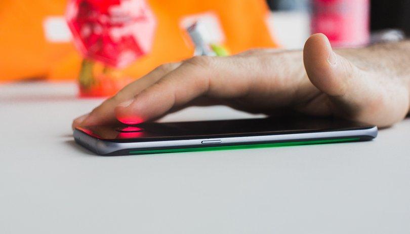 Synaptics löst das Rätsel um den gläsernen Fingerabdrucksensor des S8