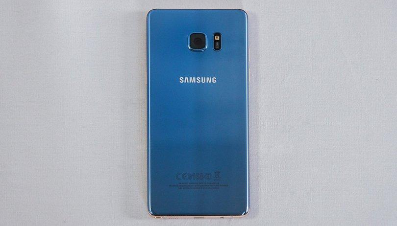 Galaxy Note7 : Samsung publie sa vidéo Unboxing