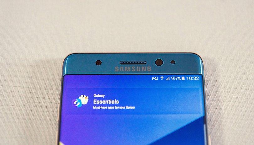 Il Note 7 è lo smartphone con il miglior display (secondo DisplayMate)