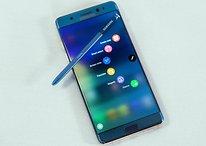 Samsung detiene la distribución del Note7 en todo el mundo