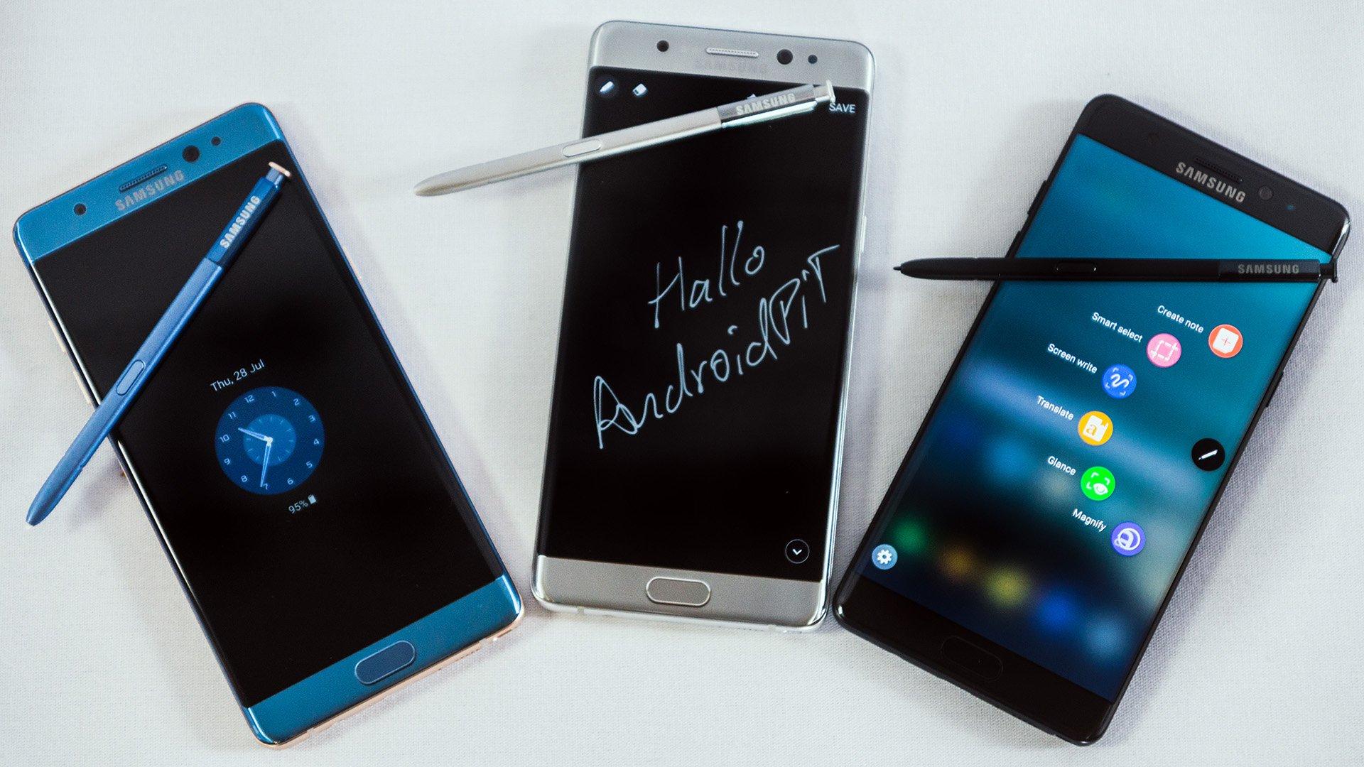 Samsung rabatt note 7