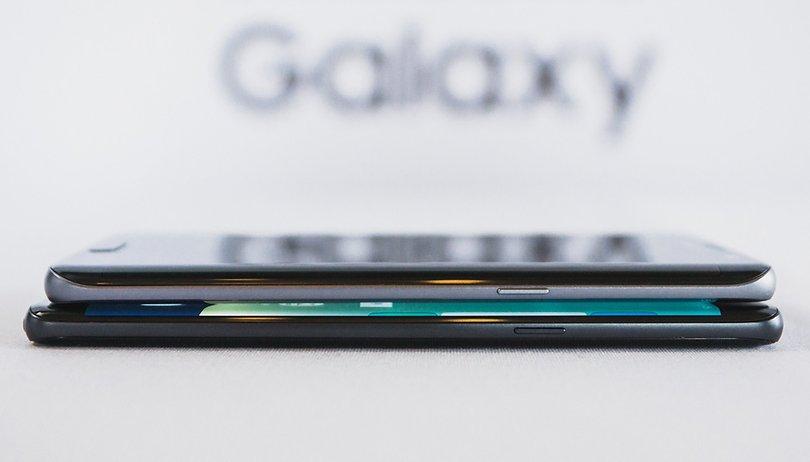 Samsung Galaxy S7 Edge vs Samsung Galaxy Note 7 comparison