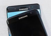Samsung Galaxy S7 edge vs Galaxy Note7 : le diable est dans les détails