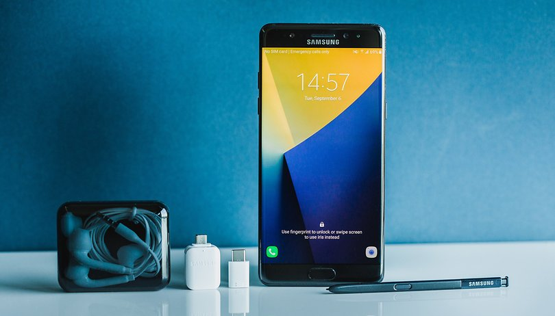 Galaxy Note 7 battery may not have caused explosions