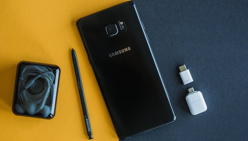 Galaxy Note 7: the best Android smartphone in 2016... that you cannot buy