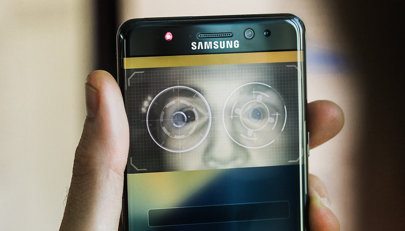 PIN é a proteção mais segura, afirmam hackers do scanner de íris do Galaxy S8