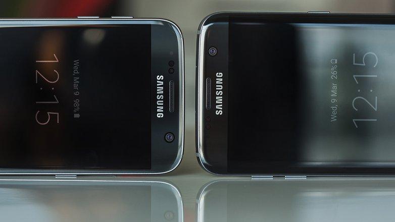 bb44d7b74 Galaxy S7 vs Galaxy S7 Edge  você deveria comprar o Galaxy S8 ...