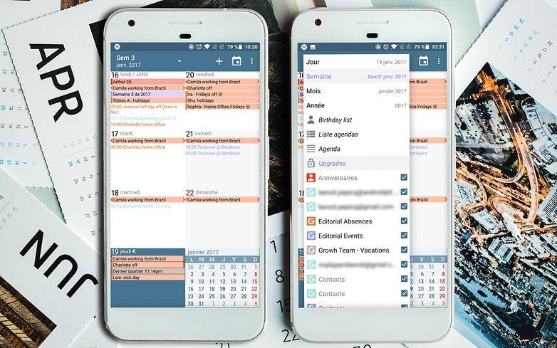 AndroidPIT Google pixel calendar 10