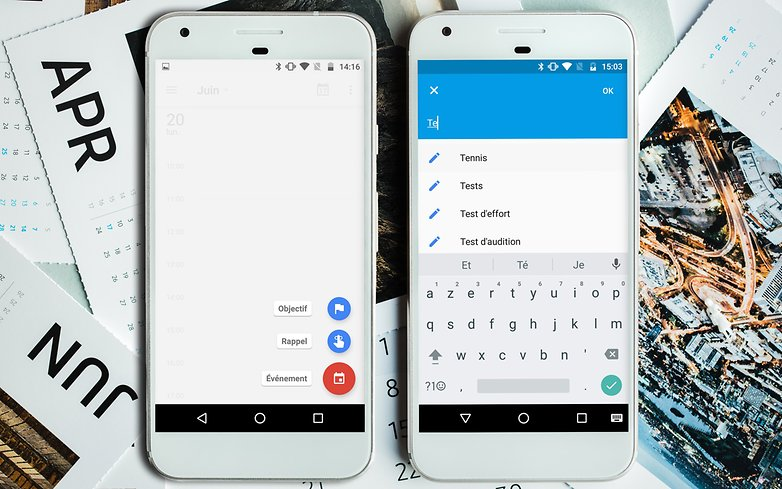 AndroidPIT Google pixel calendar 4