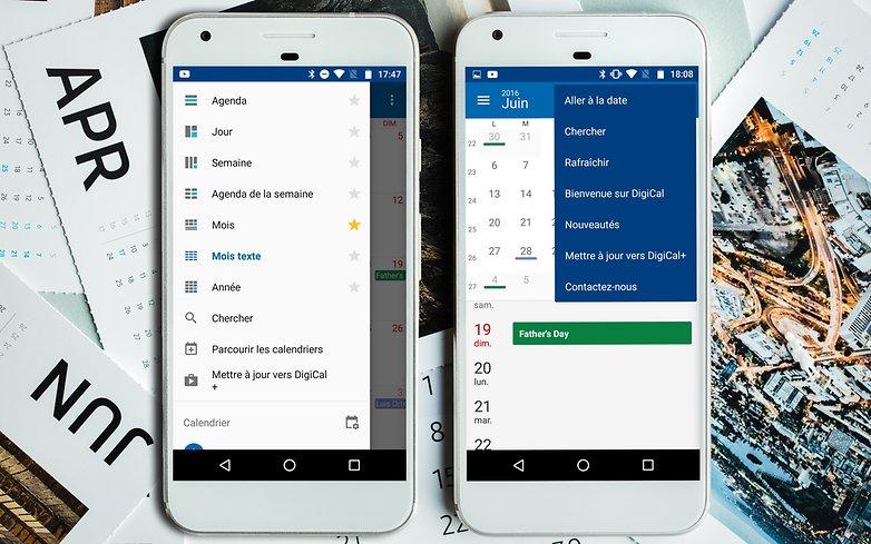 AndroidPIT Google pixel calendar 8
