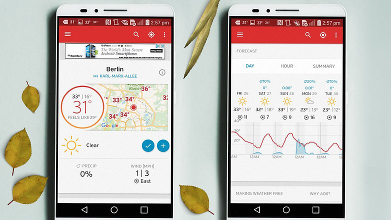 AndroidPIT weather apps 7