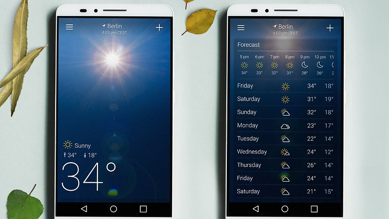 Androidpit Weather Apps 9