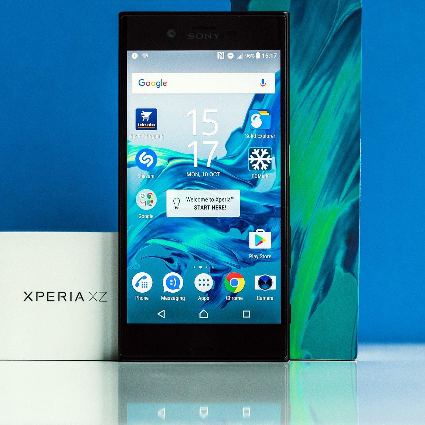 Análisis del Sony Xperia XZ: ¿Consigue Sony remontar el vuelo ...