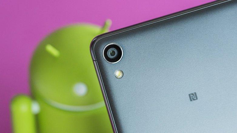 AndroidPIT Sony Xperia XA 9421