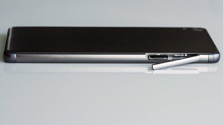 AndroidPIT Sony Xperia XA 9454