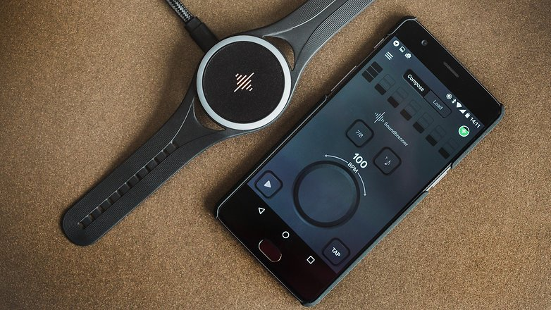 AndroidPIT soundbrenner pulse review 9517