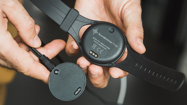 AndroidPIT soundbrenner pulse review 9522