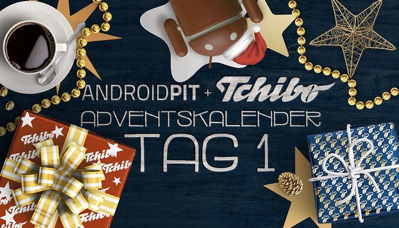 Tag 1 –Der AndroidPIT-Adventskalender: Slimline-USB-Plattenspieler